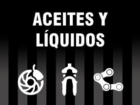 ACEITES Y LÍQUIDOS
