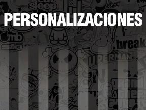 PERSONALIZACIONES